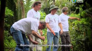 Travel Report: Marriott Thailand Mangrove Planting