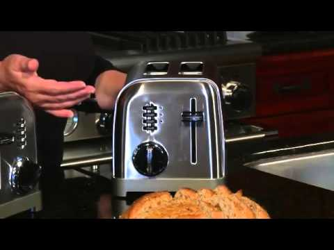 Video Cuisinart Metal Classic Toasters CPT 160 & CPT 180 download in MP3, 3GP, MP4, WEBM, AVI, FLV January 2017