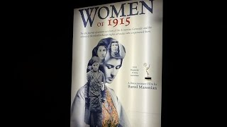 "Screening of documentary film ""Women Of 1915"" in New York"