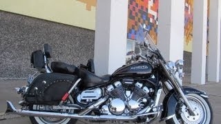8. 1997 Yamaha Royal Star Tour Deluxe For Sale