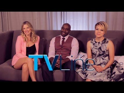 """Legends"" Interview at Comic-Con 2014 - TVLine"