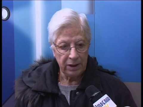 IMPERIA : CHIEDE AIUTO AL COMUNE SENZA RICEVERLO