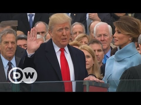 Trump's first year: Beyond all reason? | DW English