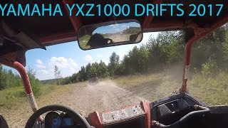 7. �NEW 2018 YamaHa YXZ1000RSS SE UTV TRAIL WHEELIES🖖