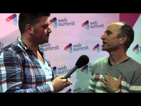 Dick Glover CEO Funny or Die Web Summit Dublin Between Two Ferns Will Ferrell
