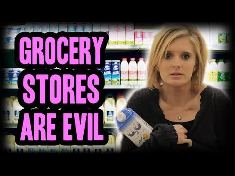 when - Grocery stores....grocery stores are ice boxes of misery. Check out more awesome BuzzFeedYellow videos! http://bit.ly/YTbuzzfeedyellow Featuring: Becky Harris MUSIC Hickory Licensed via...