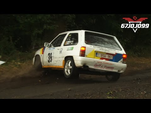 Rallyesprint Solre St Géry 2018 | MISTAKES MAX ATTACK | HD
