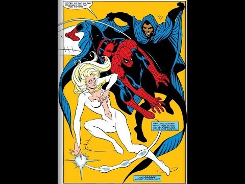 Reader's History of CLOAK AND DAGGER   Part 1: Concept and First Appearance