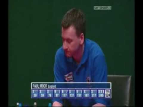 Part 3 World Tenpin Masters title match vs Paul Moor