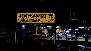 Mughalsarai India  City pictures : Mughalsarai Jn railway station : Fourth busiest railway junction in India