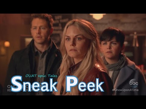 "Once Upon a Time season 5 episode 12 sneak peek #2 ""Souls of the Departed"""