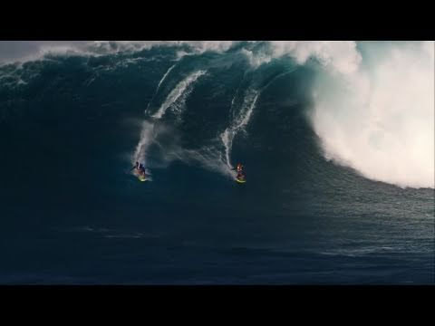 The sounds of surfing at JAWS – Ep 3 – Red Bull Soundwave - CCTV Video placeholder