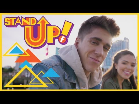 Stand UP! Dance Video Featuring Alexandra Chaves And Myles Erlick