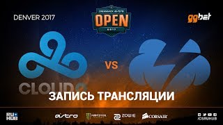 Cloud9 vs Tempo Storm - Dreamhack Denver - de_inferno [ceh9, Crystalmay]