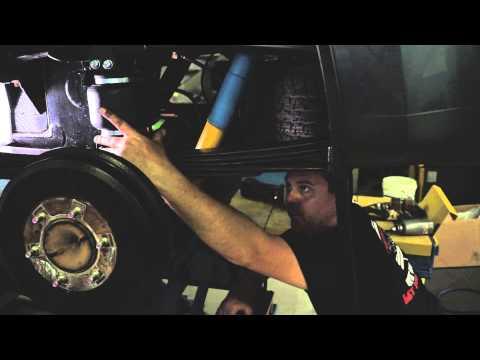 Polyair Bellow Series – Isuzu D-Max/Holden Colorado (2012 +) #88106 – Installation guide