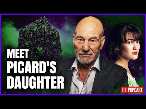 Picard has a Daughter! You'll never guess how