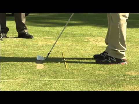 Golf Lesson with Rob Anderson (extended version)
