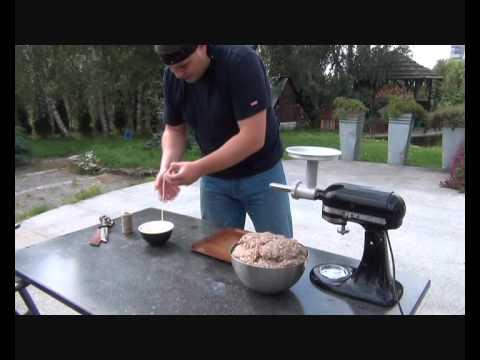 Kiełbasa krok po kroku -KuchniaKwasiora
