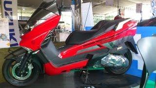 1. Matic Benelli Zafferano 250 EFI