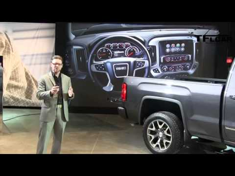 2014 GMC Sierra Everything You 39 D Ever Want To Know About The New Trucks Interior Design