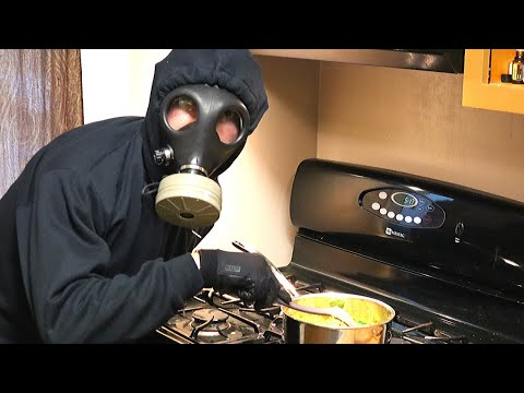 How to cook when SHTF (Sh*t Hits The Fan)