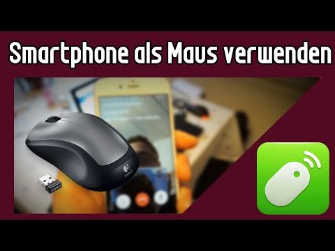 Smartphone als PC Maus verwenden   Android Tipps und Tricks   Remote Mouse