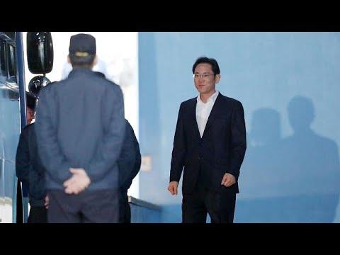 Ν.Κορέα: Ελεύθερος ο κληρονόμος της Samsung Τζέι Λι