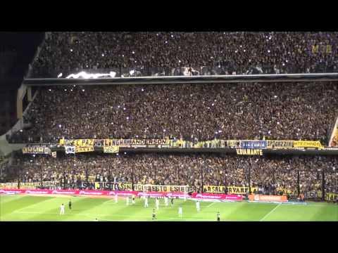 Boca All Boys Ini13 / Soy bostero, es un sentimiento - La 12 - Boca Juniors