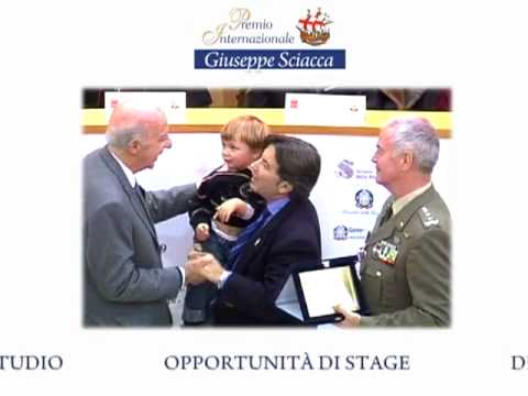 Spot Premio Internazionale Giuseppe Sciacca