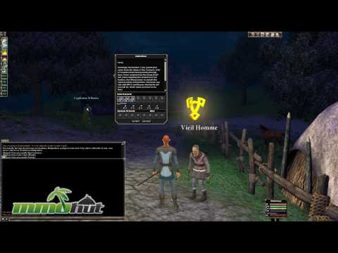 Dark Age of Camelot Gameplay – First Look HD