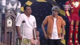 Maharaja Lawak Mega 2013 - Akhir - Tema Muzikal - Sepahtu