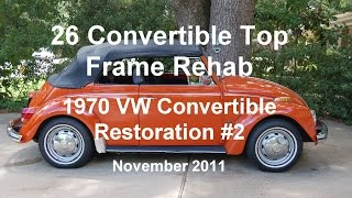 Nonton 26 Of 44 1970 Vw Beetle Convertible Top Frame Rehab Wmv Film Subtitle Indonesia Streaming Movie Download