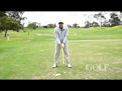Bradley Hughes Golf- The Head Motion