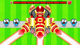 TIER  5 TOWER *ONLY* DARTLING GUNNER Challenge (Bloons TD 6)