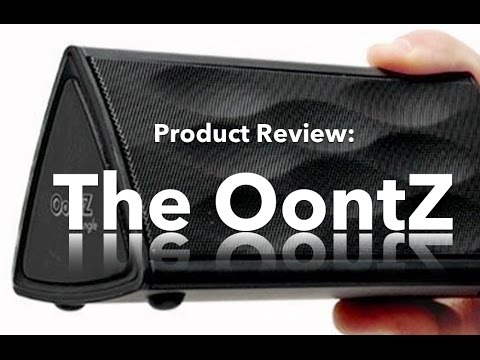 Product Review: The Oontz