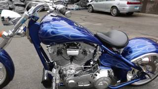 3. 2005 Iron Horse Tejas SJ For Sale~111 Polished S&S Motor~Chrome Galore~Fantastic Condition!1