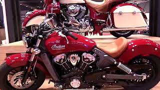 10. 2017 Indian Scout ABS Special Series Pro Lookaround Le Moto Around The World