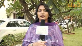 Anupama at National Award Winning Thalaimuraigal Team