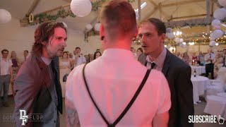 Battle Rappers Crash Wedding