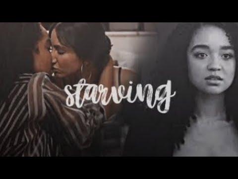 kat & adena | starving (+1x5)