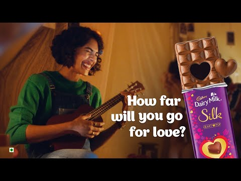 Cadbury Silk-How Far Will You Go For Love? (Feb 2021)