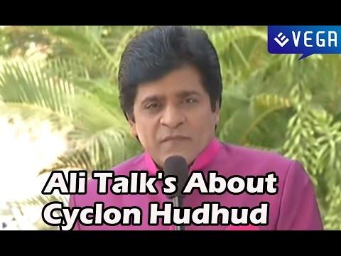 Ali Talks About Cyclon Hudhud