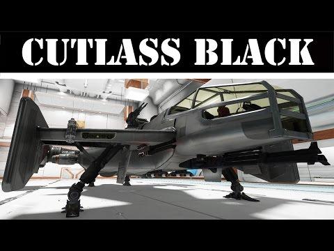✖ Star Citizen » Cutlass Black