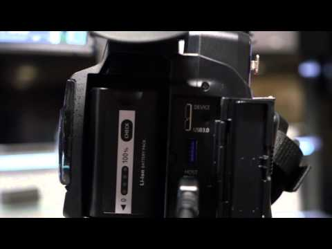 Panasonic HC-X1000 Camcorder P review - 50p/60p 4K at 150Mbps