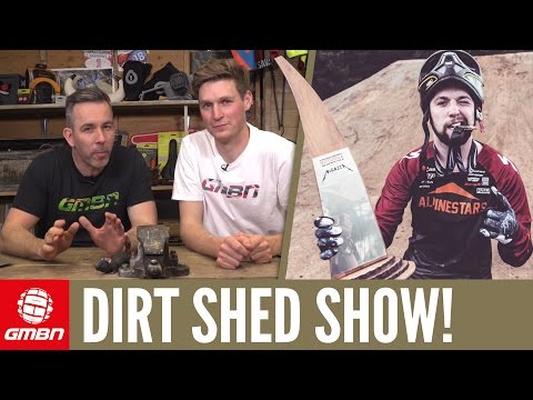 What Kind Of Mountain Biker Are You?   Dirt Shed Show Ep. 109 (видео)