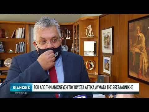 Ουρές στη Θεσσαλονίκη για τα δωρεάν rapid tests-Ανησυχία για τα αυξημένα κρούσματα |29/10/2020 | ΕΡΤ