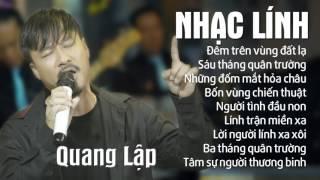Video Quang Lập Nhạc Lính - LK Nhạc Vàng Bolero Hay Nhất Quang Lập MP3, 3GP, MP4, WEBM, AVI, FLV Agustus 2018