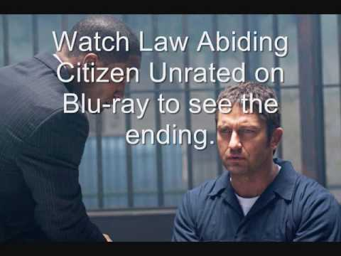 Law Abiding citizen Unrated Ending (SPOILERS)