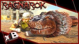 TITANOBOA TAME & RAGNAROK UPDATE! :: ARK: Ragnarok Evolved :: Ep 35