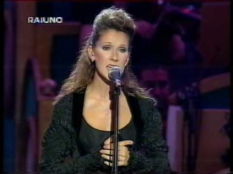 Celine Dion – My Heart Will Go On (Live @ Pavarotti & Friends 1998)